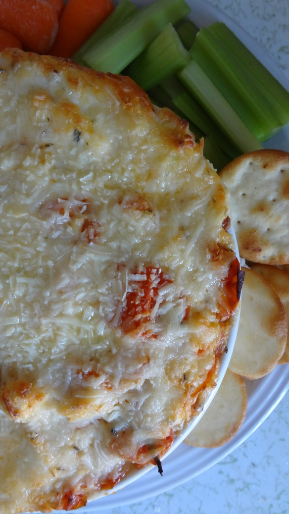 White pizza dip - Superbowl party?