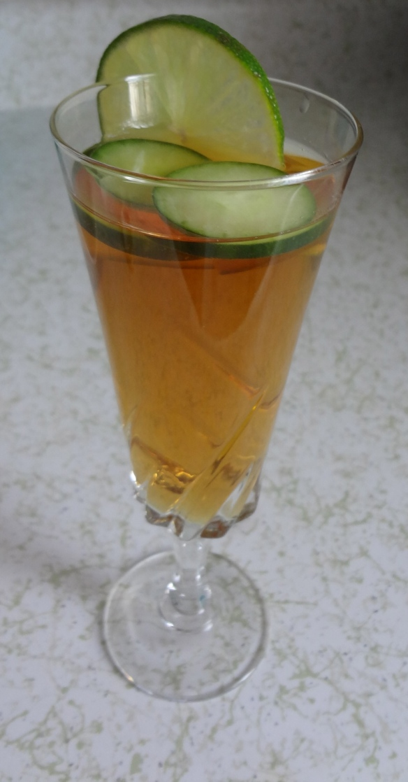 Moriar-Tea Pimms cocktail