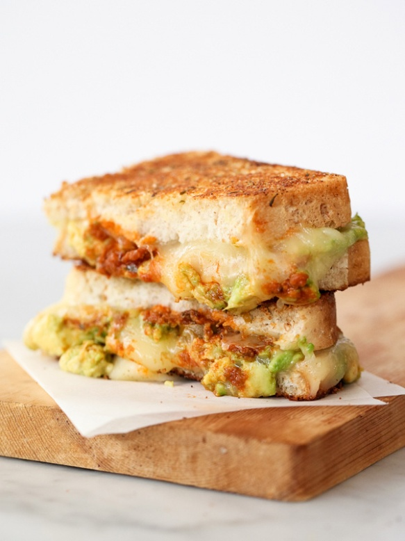 Avocado-Tomato-Pesto-Grilled-Cheese-Sandwich-foodiecrush.com-040-2