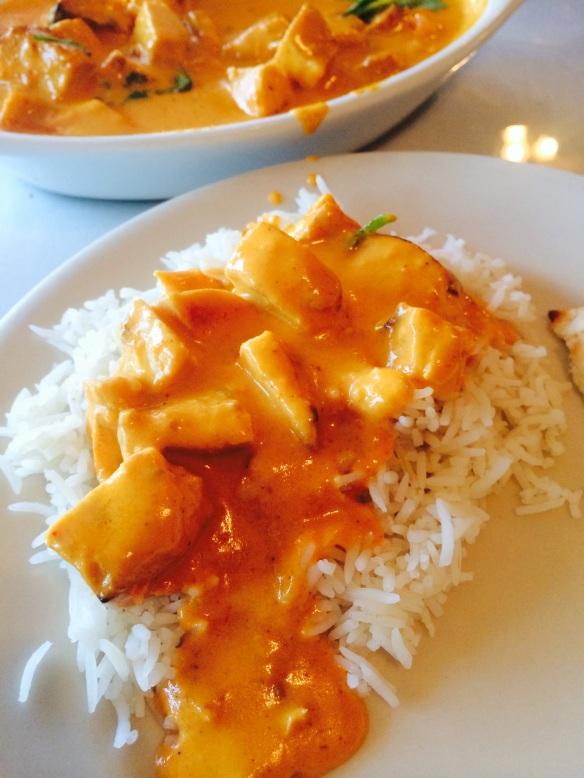 Chicken Tikka Masala from Himalayan Restaurant