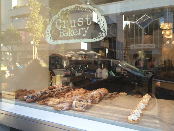 Crust Bakery - Victoria, BC